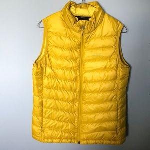 Marmot Yellow Puffer Vest